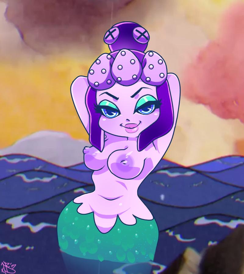 maria cuphead cala My little pony star swirl the bearded