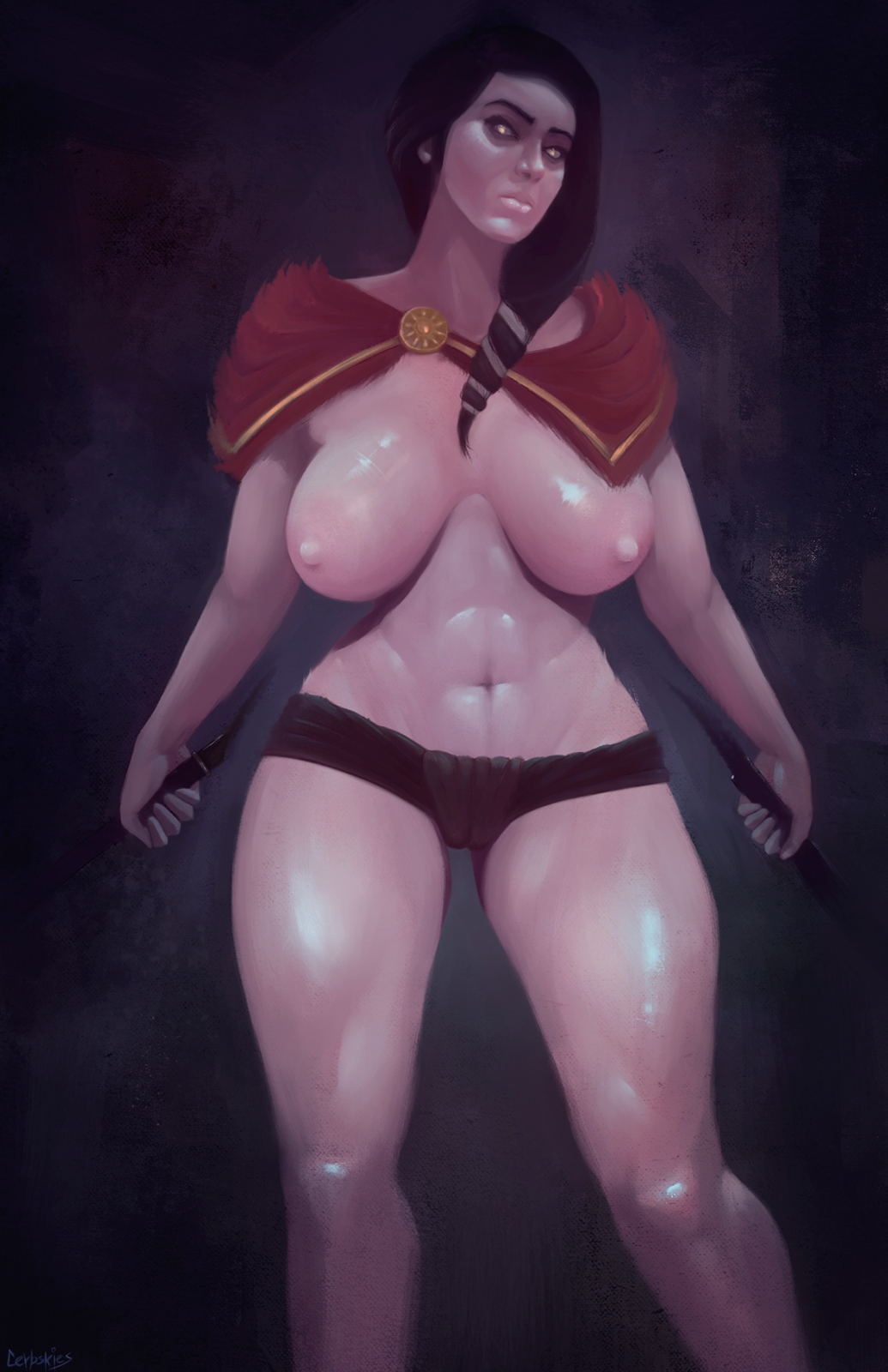 odyssey creed assassin's hentai kassandra Tarot witch of the black rose raven hex