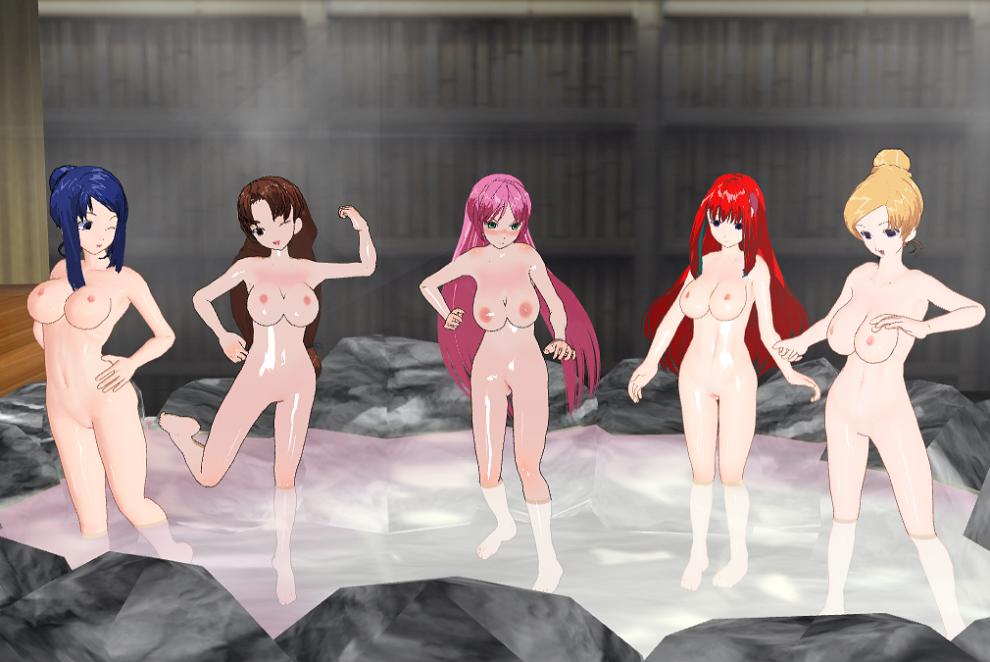 mo eroge game kaihatsu mo zanmai Dead by daylight the spirit porn