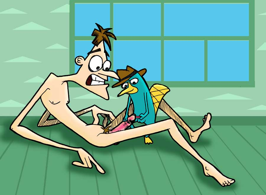 and phineas ferb sex gay What anime is liru from
