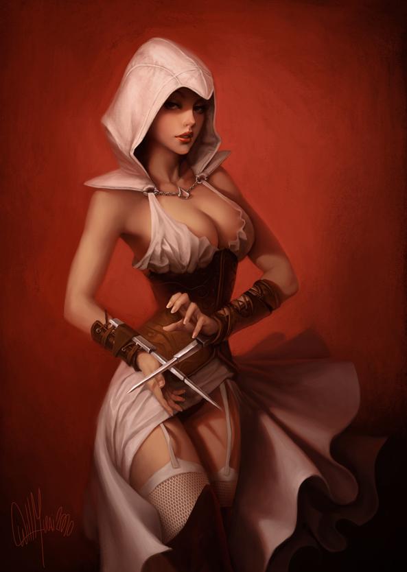 kassandra creed assassin's Beast boy x raven porn