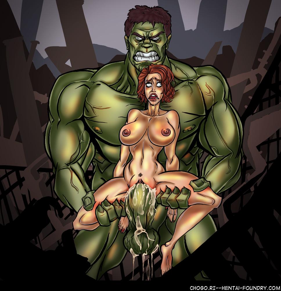 widow hulk black by fucked Hitozumi life: one time gal