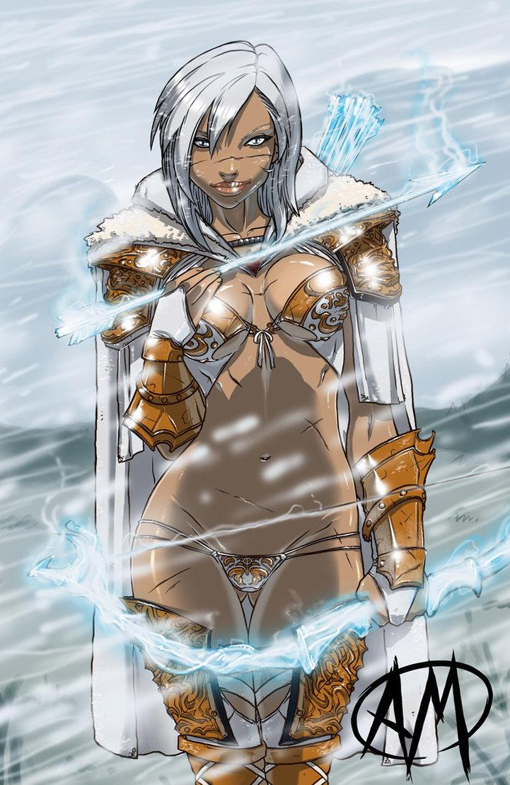 wiki legends sett of league Anime girl nipples through shirt