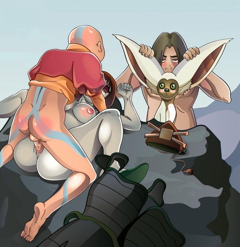 avatar last the boulder the airbender Monster musume no iru nichijou uncensored