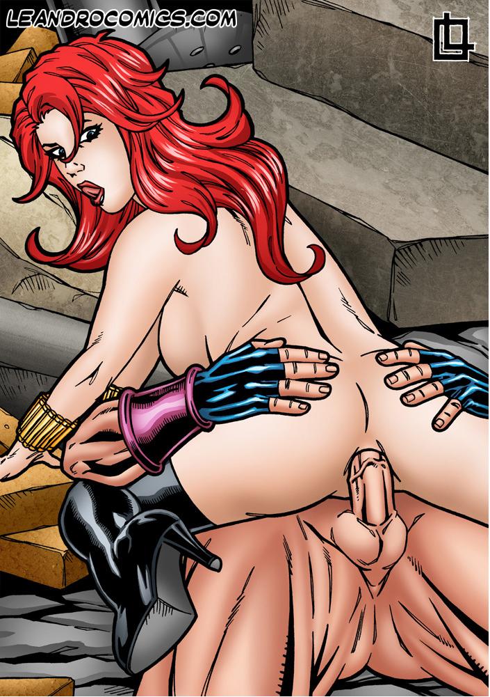 black widow scarlet and porn witch Isekai-wa-smartphone-to-tomo-ni