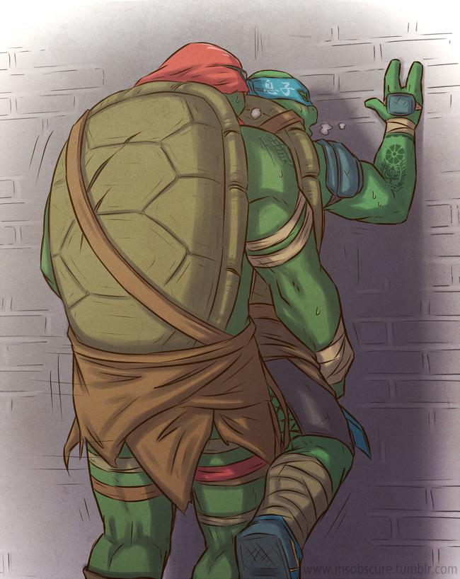 ninja from pictures turtles of april Nande koko ni sensei ga raw