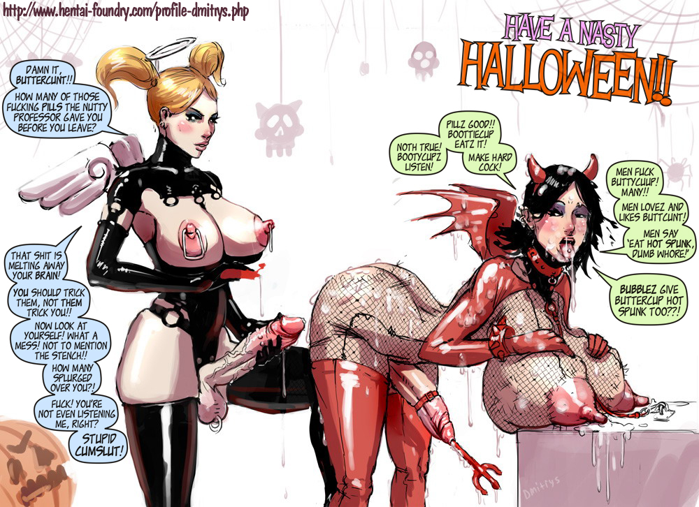 and girls butch buttercup powerpuff Resident evil revelations 2 nude