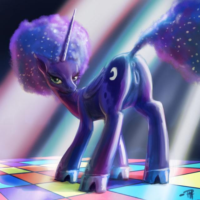 lantern my little pony jack o Youkoso-sukebe-elf-no-mori-e