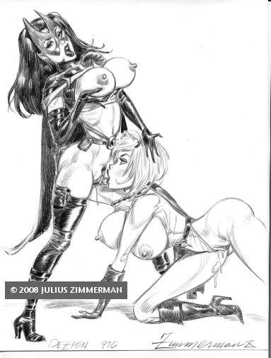 zod girl and power val Dame! zettai! iii