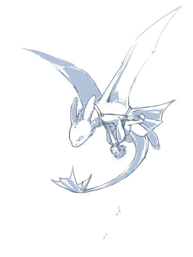 and hiccup fanfiction astrid your train to how dragon Why do people like guro