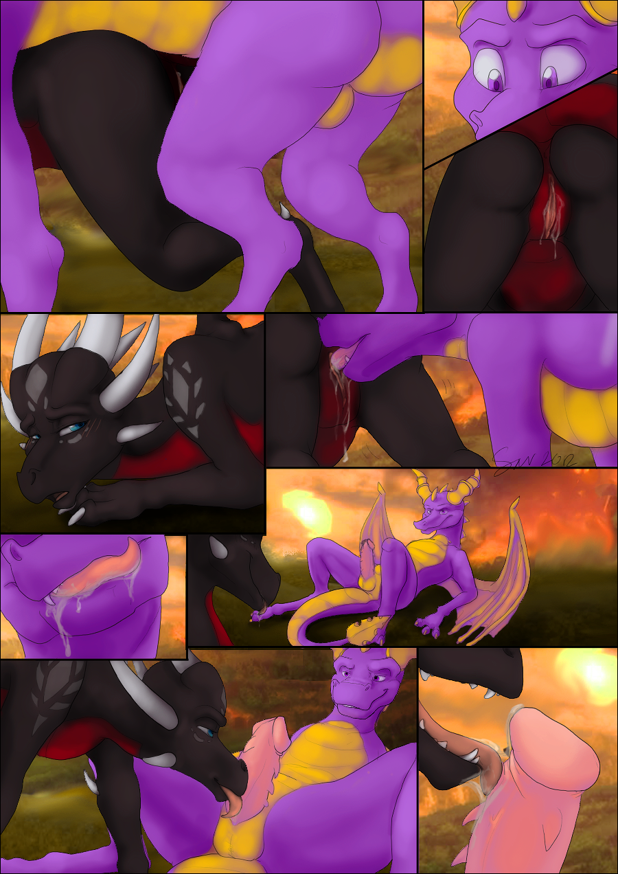 the in human spyro dragon fanfiction Is android 18 a cyborg