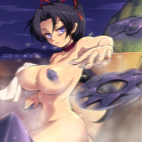 kenichi mightiest the kosaka disciple shigure Queen of sheba fate go