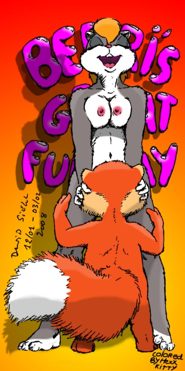 berri conker's hentai fur day bad Mr foster killing floor 2