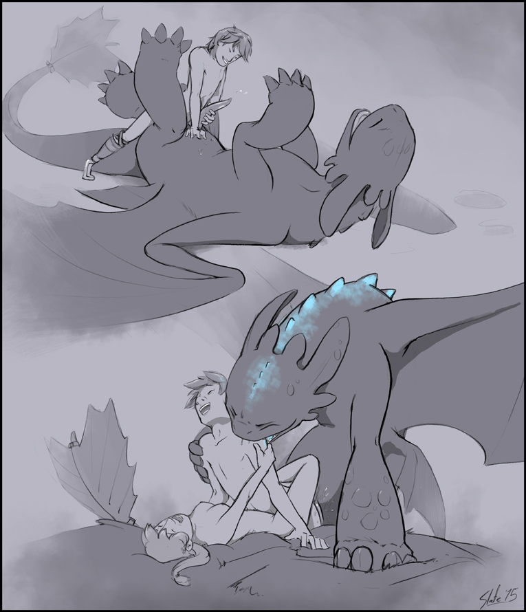 to dragon how astrid sex train your Reddit steven universe