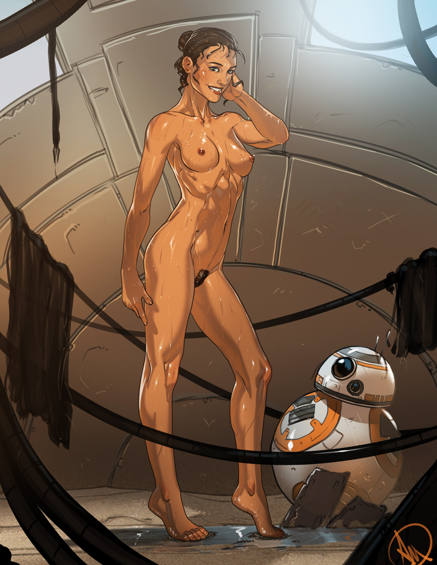 awakens force the nude star wars Dungeon fighter online
