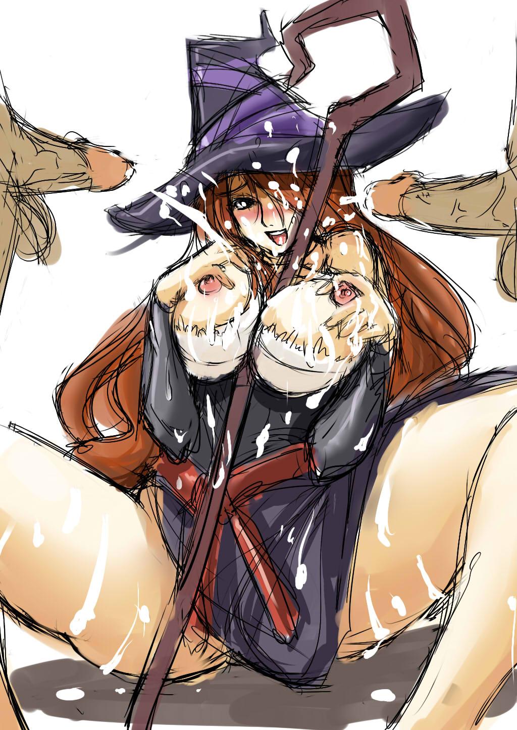 sorceress dragon's crown Anime transgender male to female