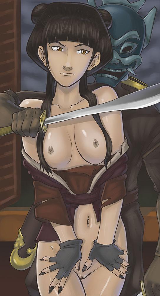last avatar girls naked the airbender Inou battle wa nichijou-kei