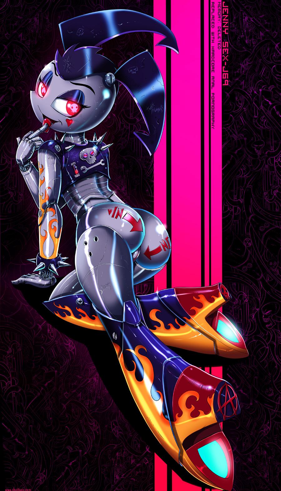 z m2 girls doublas robot Yondemasu yo azazel san z