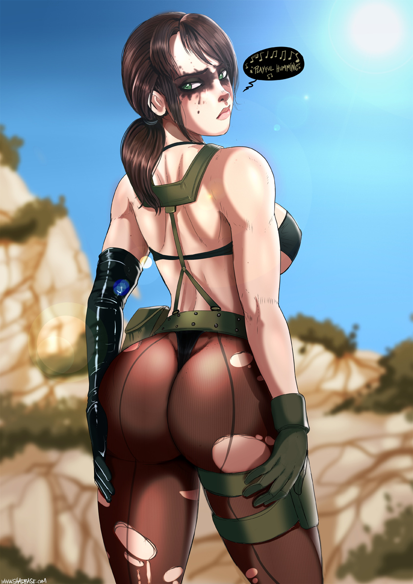 (metal quiet gear) Dragon ball z porn android 18
