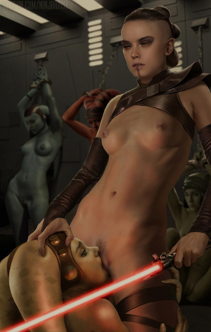 slave girl twi wars star lek Pokemon sun and moon mallow naked