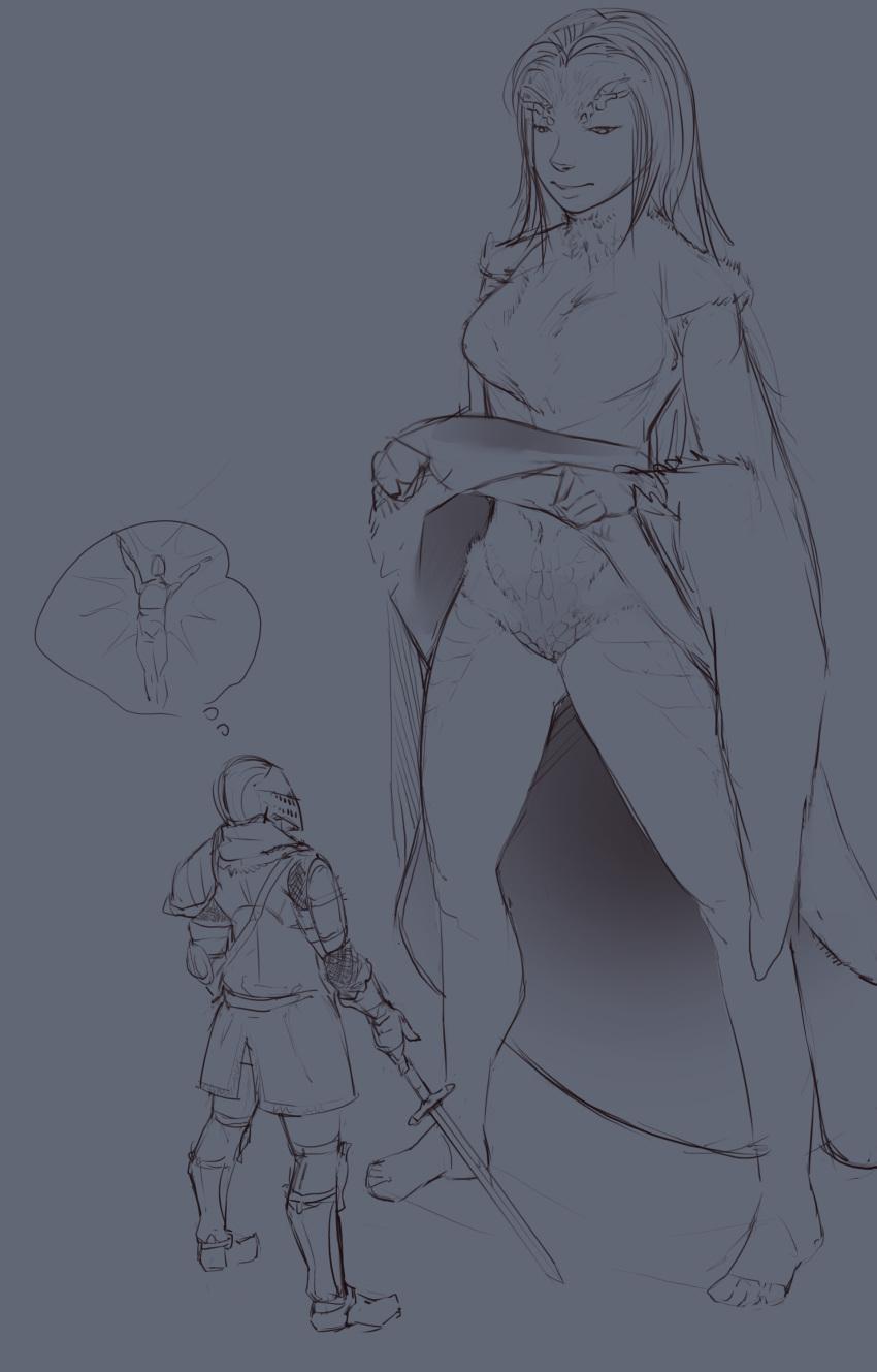 souls 2 sorceress desert rosabeth dark Naked callie splatoon