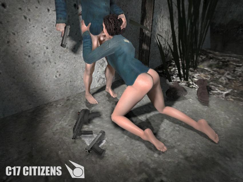 citizen half life 2 gas mask Osananajimi wa bed yakuza!