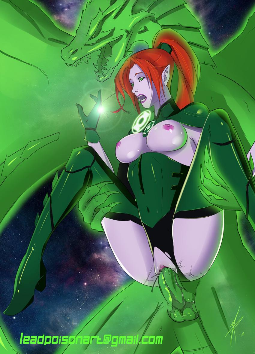 green m&m Bulma from dragon ball z