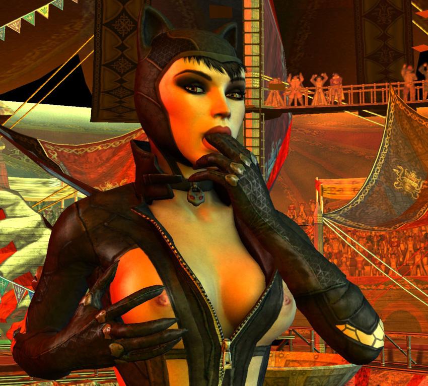 batman city arkham nude catwoman Arbeit shiyou!! let's arbeit!