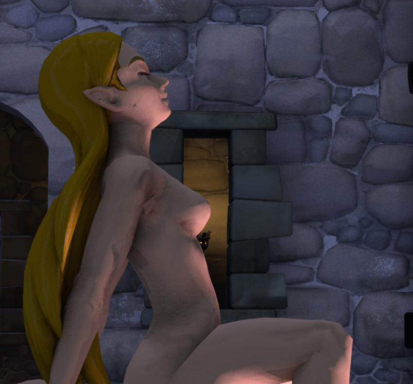 the of breath nude wild Little witch academia akko porn
