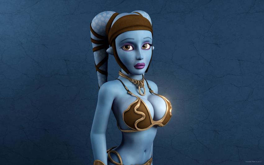 wars twi star girl slave lek Seven deadly sins merlin gif