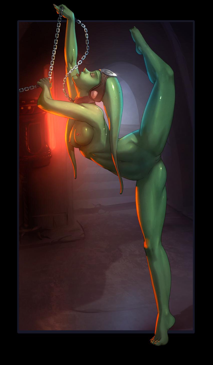 lek twi girl slave star wars Trials in tainted space strange egg