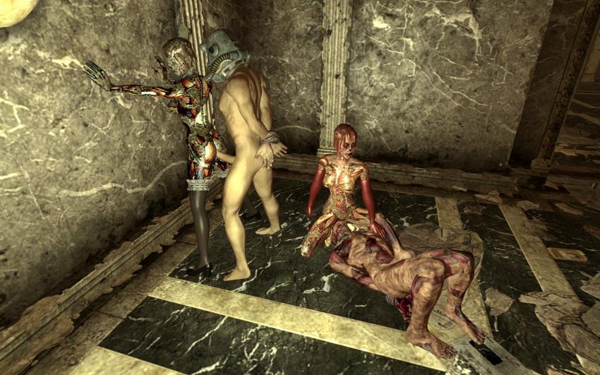 failed 3 fallout subject fev Binding of isaac guardian angel