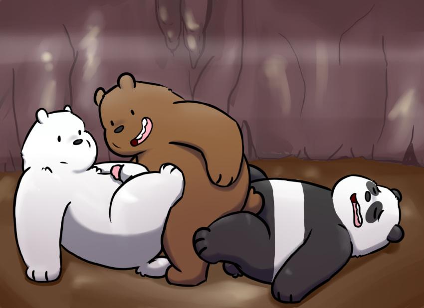 charlie bears on bare we Kabangeh how this all happened