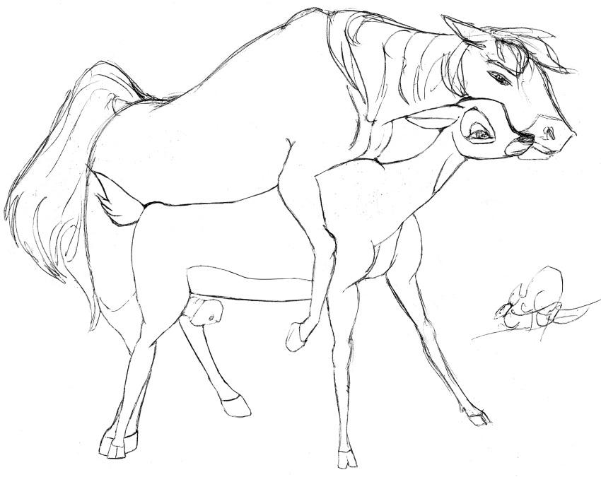 spirit the and rain stallion spirit cimarron of Sue ellen the ass was fat