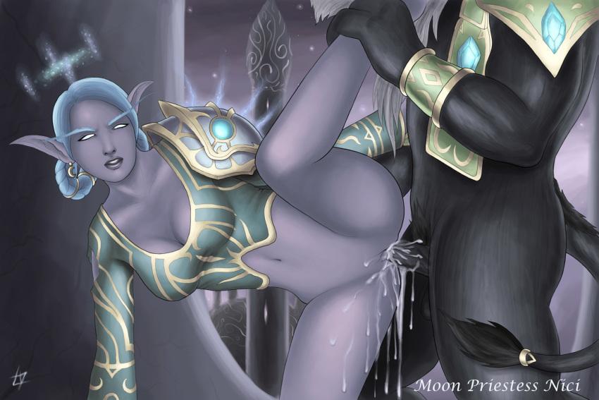 guard warcraft doom of world Lilo & stitch the series angel