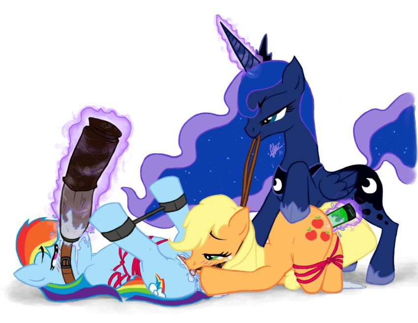 little is base friendship magic my pony Headphone girl my hero academia