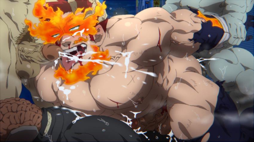 hero tsu no boku academia Yancha gal no anjou-san mangadex