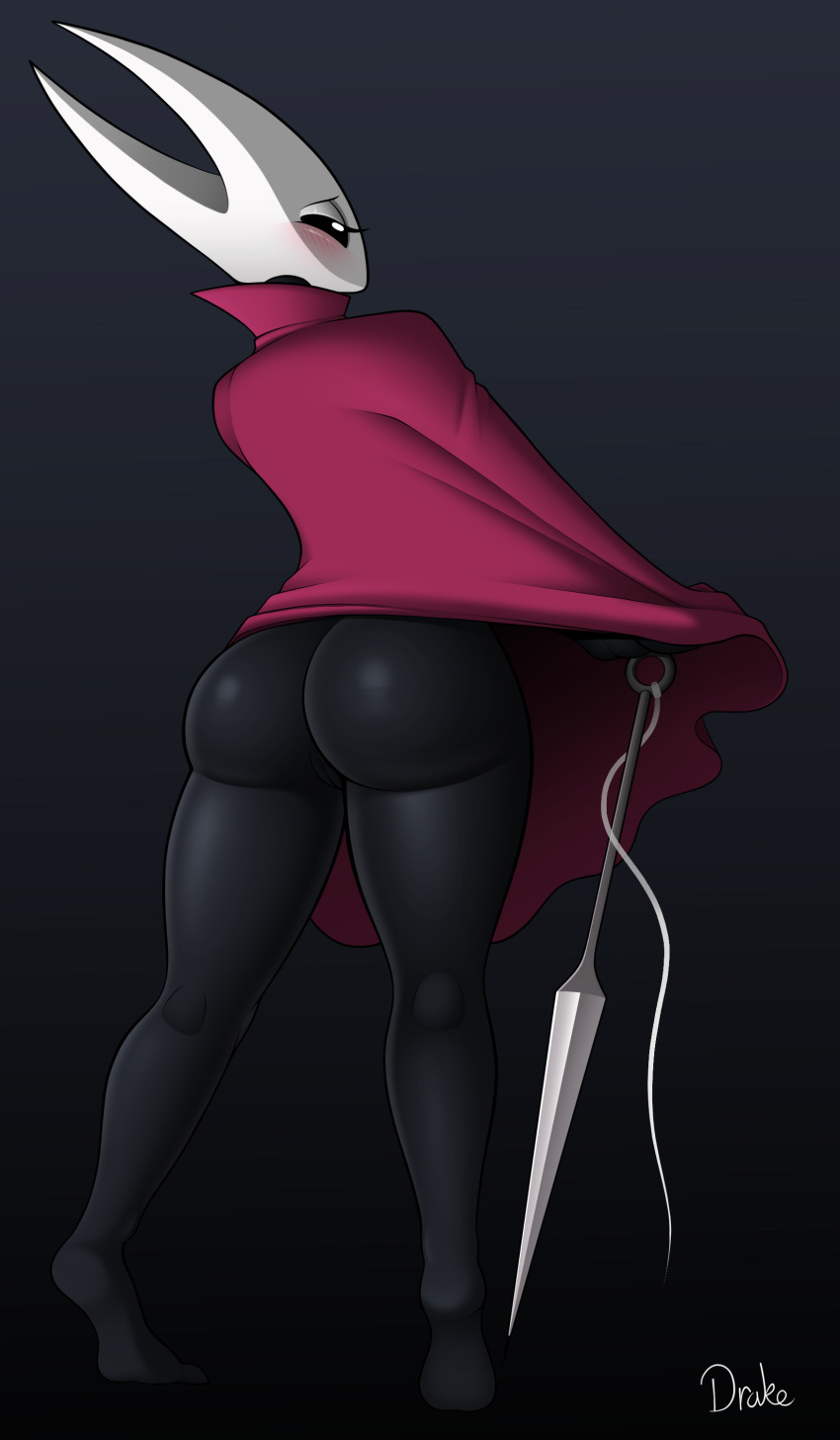 to lady white hollow to knight get how Bendy and the ink machine hentai