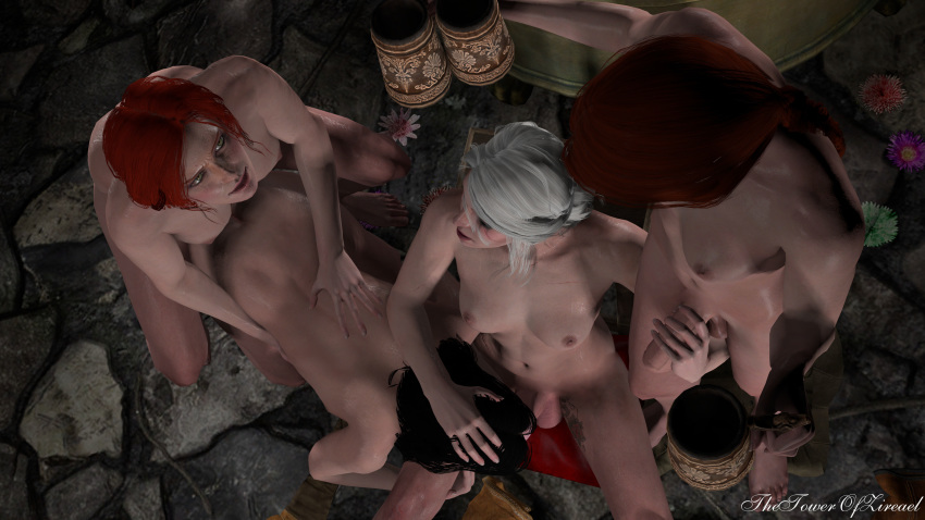 the witcher 3 elder unseen Madtv trapped in the cupboard
