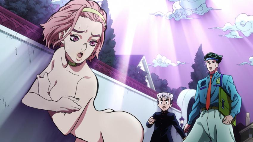 edited re adventure jojo's bizarre Steven universe rose quartz porn