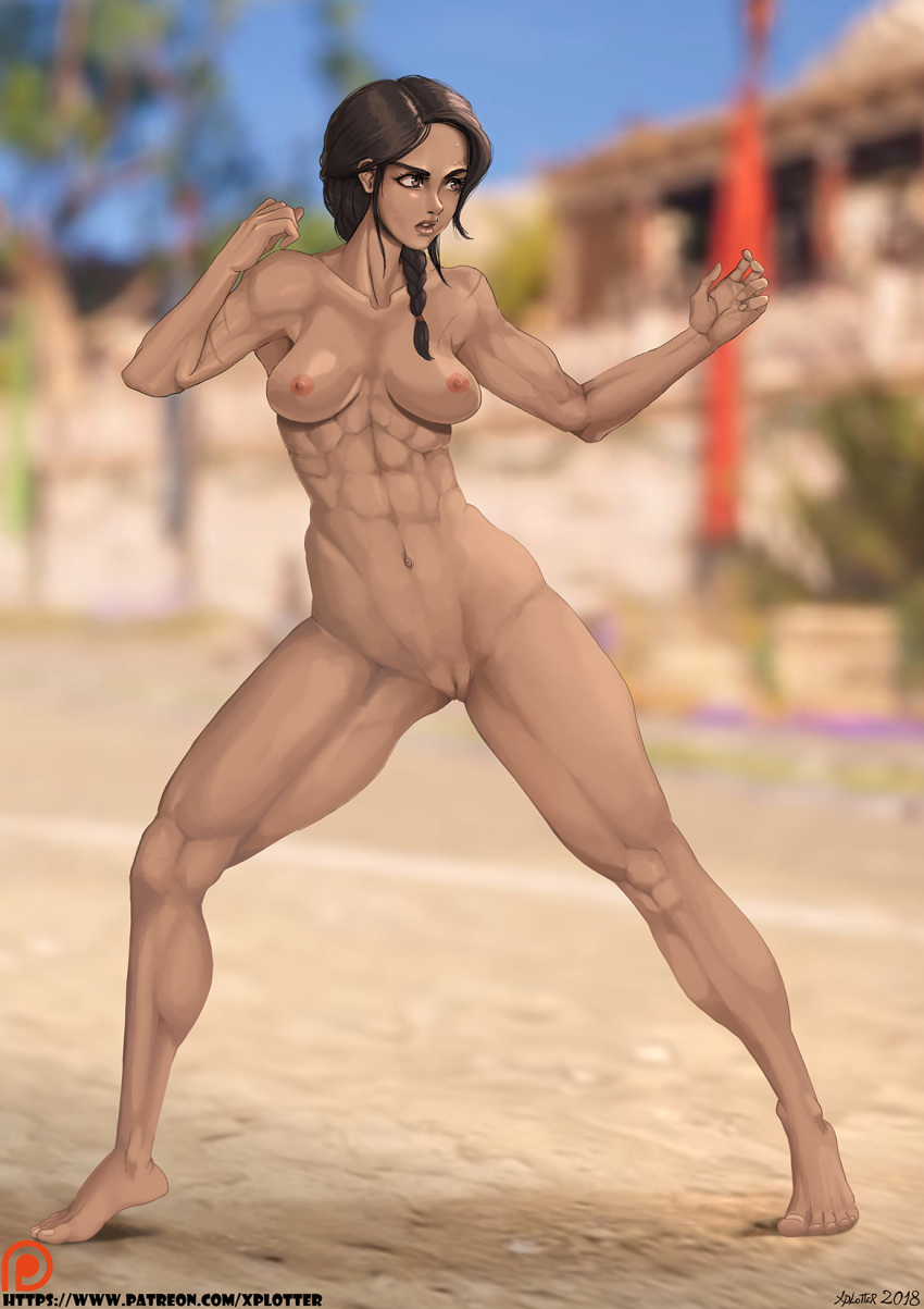 creed assassin's odyssey kassandra hentai Mr. game and watch