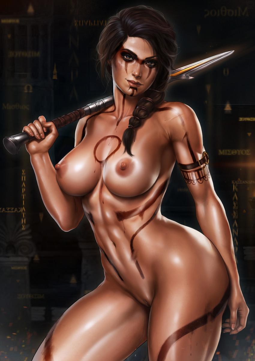 creed assassin's kassandra Nina breath of fire 4