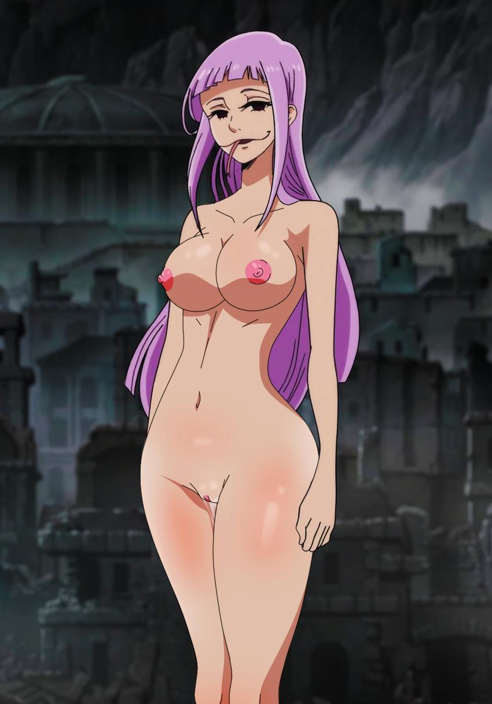 seven nude sins deadly the Isekai no seikishi monogatari uncensored