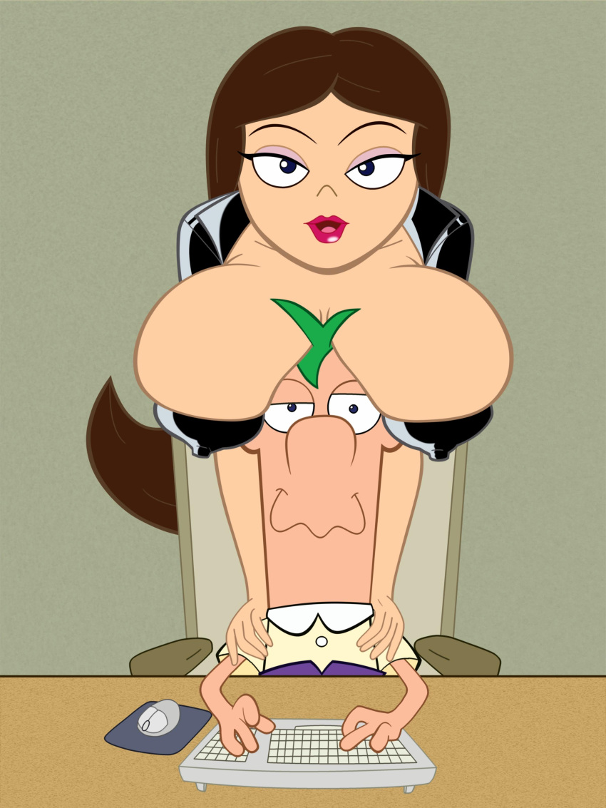 and vanessa ferb phineas sex Bianca beauchamp and bella french