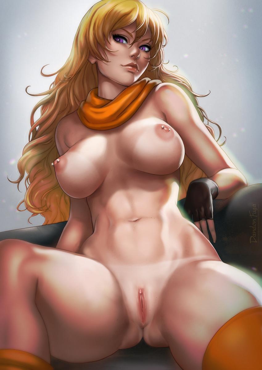 yang nude long xiao rwby Miss kobayashi's dragon maid elma