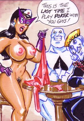 royal dc flush gang comics Tenioha! onna no ko datte honto wa ecchi da yo