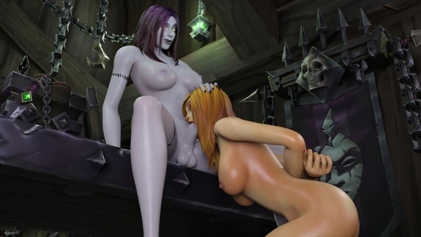 world troll of warcraft female No game no life artist